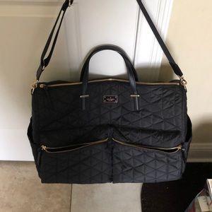 Kate Spade ♠️ overnight bag